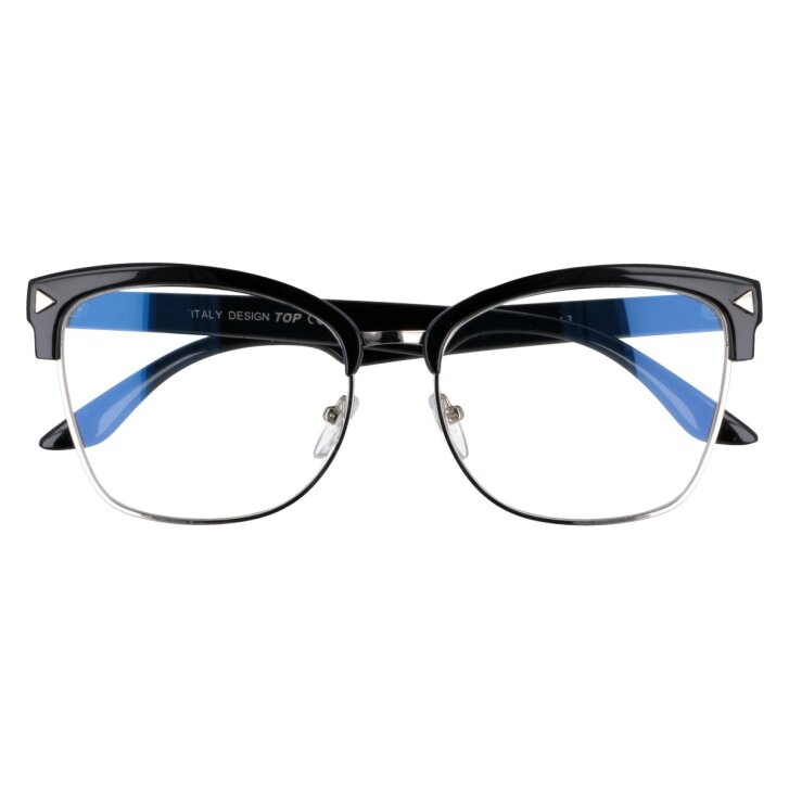 Okulary bluelight cat eye HELLA